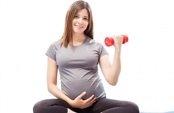 بدنسازی در دوران بارداری