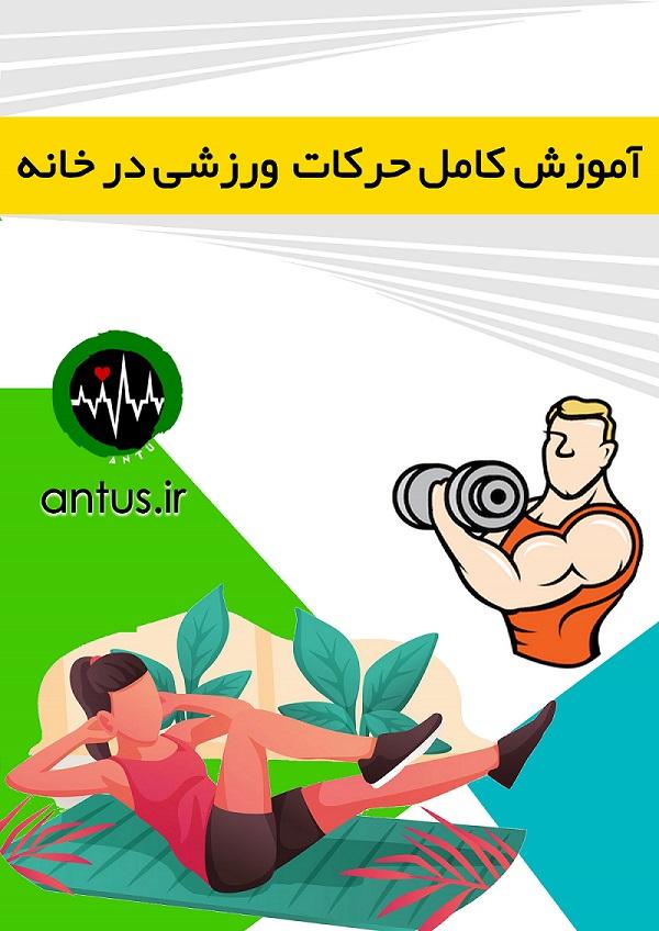 ورزش در خانه pdf