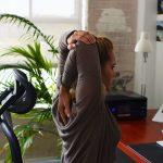 حرکات ورزشی برای کارمندان
