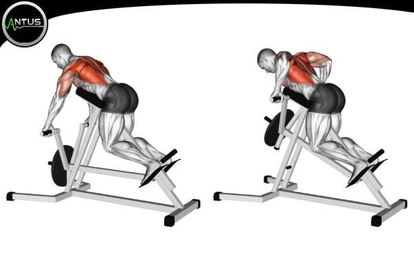 آموزش حرکات زیربغل ؛ آمورش حرکت زیر بغل تی بار دستگاه