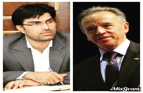 رئیس جدید بدنسازی; رئیس جدید فدراسیون بدنسازی و پرورش اندام; رئیس فدراسیون پرورش اندام محمد تقی امیری خراسانی